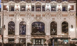 Blackstone Hotel Chicago exterior